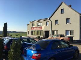 Hotel am Brünnchen, Oberbaar (Herresbach yakınında)