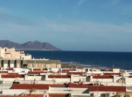 Apto. Primera línea frente a Cabo de Gata, Almería (Retamar yakınında)