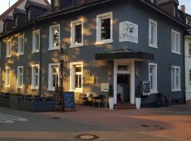 Hotel & Restaurant Schützen, Rastatt (Steinmauern yakınında)