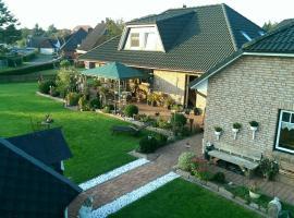 5-Sterne Ferienwohnung-Treeneblick, Schwabstedt
