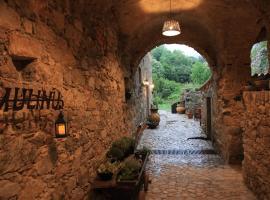 Chambres d'hôtes - Mulino nannaré, Ville-di-Paraso (рядом с городом Speloncato)