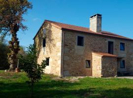 Casa de Santa Irene., Reparada (Baio yakınında)