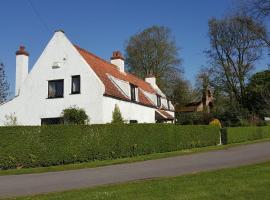Wickham House, North Somercotes (рядом с городом Cornisholme)