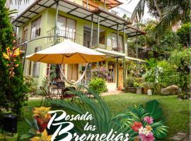 Posada Las Bromelias, Silvania
