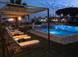 Glyfa Beach Hotel, Vartholomio (рядом с городом Glífa)