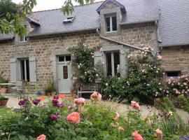 L'écrin verdure., Lescouët-Gouarec (рядом с городом Silfiac)