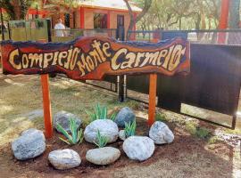 Complejo Monte Carmelo, Carpintería (Cerro de Oro yakınında)