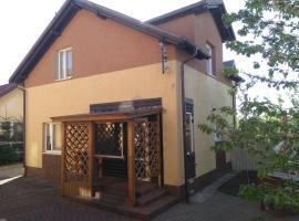 Cottage On Tsvetochnaya, Orlovka