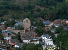 El Piñeo, Villanueva de Valdueza (рядом с городом Valdecañada)