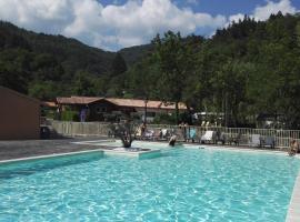 Camping de Retourtour, Lamastre (рядом с городом Empurany)