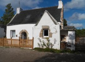 Charmante maison Bretonne, Guimaëc (рядом с городом Lanmeur)