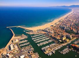 Mar Estang, Canet-Plage