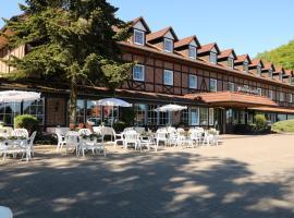 Haags Hotel Niedersachsenhof, Verden (Magelsen yakınında)
