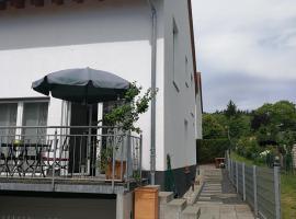 Ferienhaus am Rheinsteig, Geisenheim (Stephanshausen yakınında)