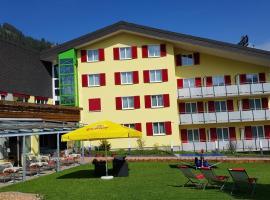 Hotel Cristal Sörenberg, Sörenberg