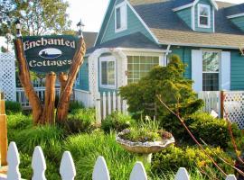 Enchanted Cottages, Seaview (in de buurt van Long Beach)