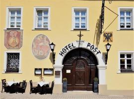 Hotel Post, Weißenstadt