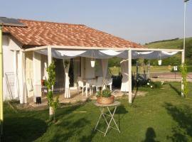 Villa Claudia fra i vitigni, Vernasca