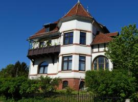 Villa Charlotte, Bad Liebenstein (Bad Salzungen yakınında)