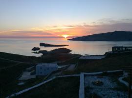 Amazing view at Agios Sostis beach in a dreamer Mykonos!!, Миконос (рядом с городом Айос-Состис)