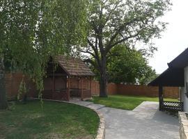 Véndiófa Nyaralóház, Балатонсемеш (рядом с городом Rádpuszta)