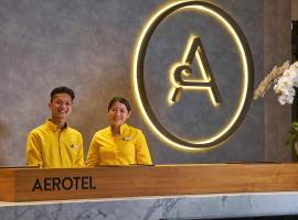 Aerotel Kuala Lumpur (Airport Hotel) - Gateway@klia2