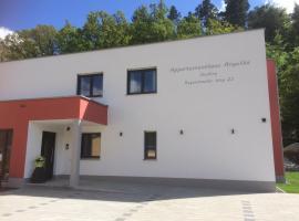 Appartementhaus Angelika, Nittenau (Ramspau yakınında)