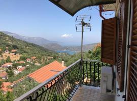 Villa Argos, Perakhórion (Near Vathi)