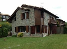 Casa Rural Mollo, Vall de Camprodon, Мольо (рядом с городом Les Bains de la Preste)