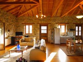 Luxurious Mansion in olive grove & view to Mystras, Magoúla (Near Mystras)