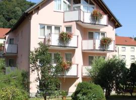 Hotel-Garni Elbgarten Bad Schandau