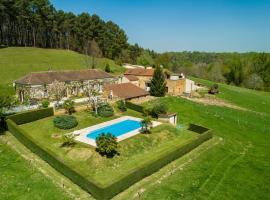 Maison De Vacances - Loubejac 1, Villefranche-du-Périgord (рядом с городом Marou)