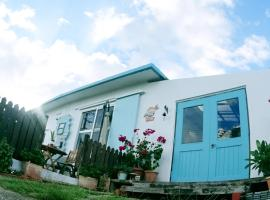 Okinawan. Sweet Home. T-8, Chatan (Hamakawa yakınında)