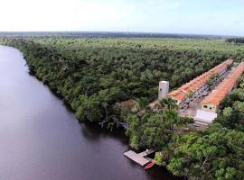 Lençóis Ville Residence, Barreirinhas (Santo Amaro yakınında)