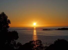 Bay of Fires Seachange, Binalong Bay (St Helens yakınında)