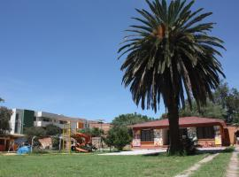 La Cúpula Hostel and Camping