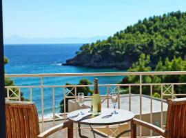 Alonissos Beach Bungalows And Suites Hotel, Алонисос (рядом с городом Милия)