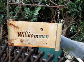 Pension Zum weißen Hirsch, Reitwein (Alt Tucheband yakınında)