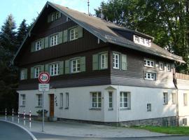 Zollhaus, Bad Elster (Aš yakınında)