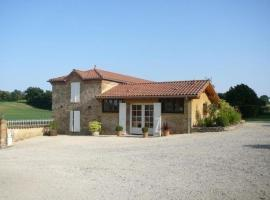 House Gascon du saby 3, Hontanx (рядом с городом Saint-Gein)