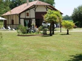 House Perron 1, Arengosse (рядом с городом Ygos-Saint-Saturnin)