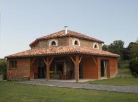 House La cabane de mourique 1, Amou (рядом с городом Bonnegarde)