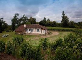 House Lascannes 1, Mauvezin-d'Armagnac (рядом с городом Labastide-d'Armagnac)