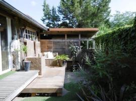 House L'atelier bois 1, Gaillères (рядом с городом Saint-Avit)