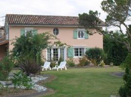 House Le manoir de bellegarde 1, Habas (рядом с городом Puyoô)