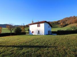 House Ur-ondoa 3, Larceveau-Arros-Cibits (рядом с городом Musculdy)