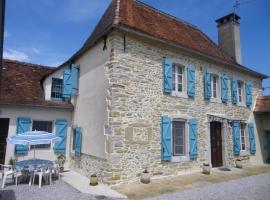 House Chez loustau 2, Jasses (рядом с городом Castetnau-Camblong)