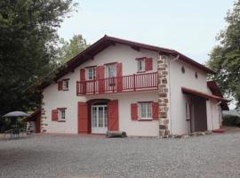 House Garatekoborda, Saint-Martin-d'Arberoue (рядом с городом Hélette)