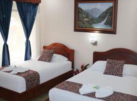 Hotel SueñoReal RioCeleste, Rio Celeste (San Rafael yakınında)
