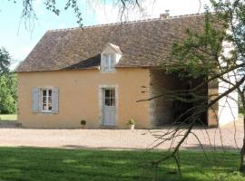 House La hertaudière, Montbizot (рядом с городом Ballon)